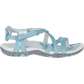Merrell Sandspur Rose LTR Naiset sandaalit , harmaa/turkoosi